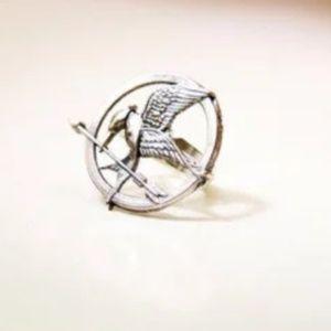 The Hunger Games Mockingjay Ring, 100% Handmade 🌸